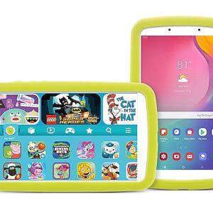 """Samsung Galaxy Tab A Kids Edition 8"""", 32GB Wifi Tablet Silver (2019) – SM-T290NZSKXAR"""